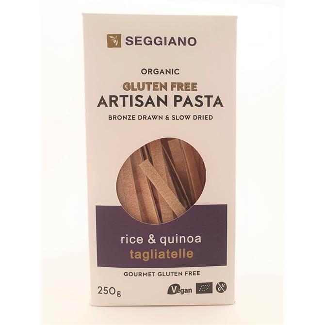 Seggiano Organic Rice & Quinoa Tagliatelle 250G